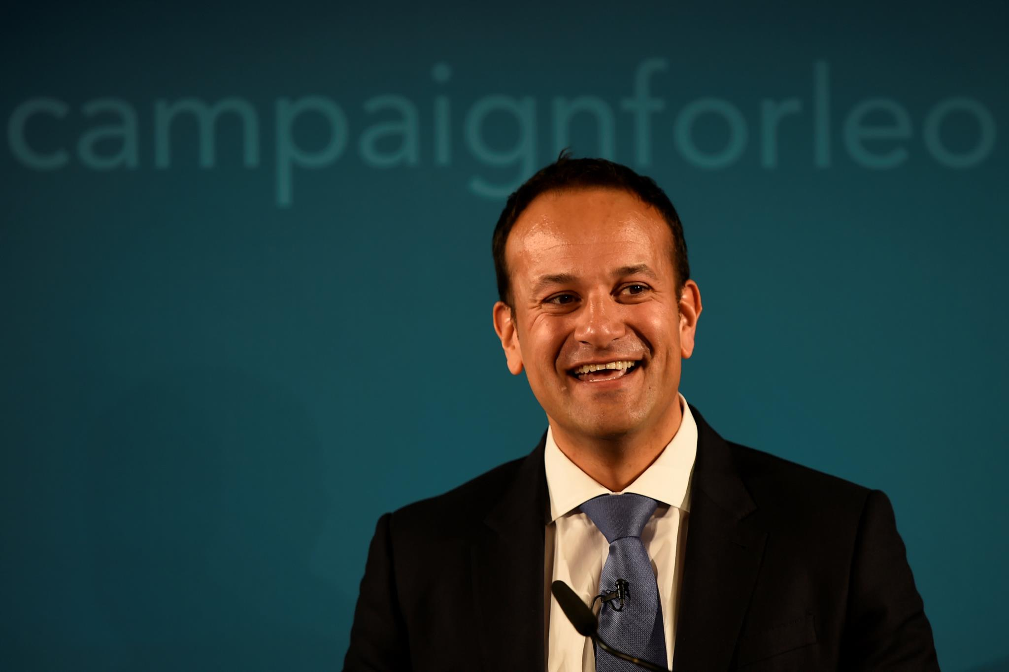 PÚBLICO - A Irlanda está a um passo de ter um primeiro-ministro homossexual