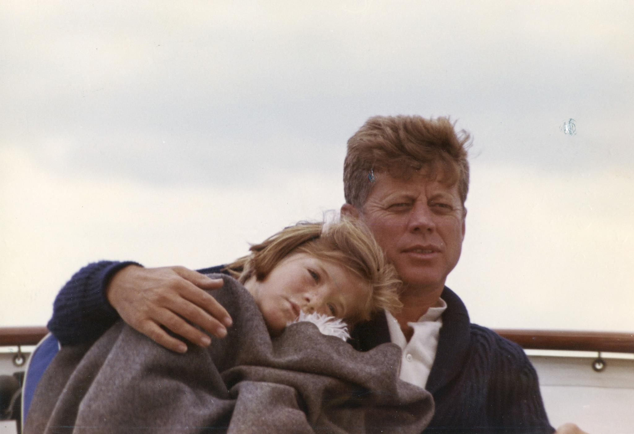 PÚBLICO - JFK: a vida de um ícone trágico em imagens