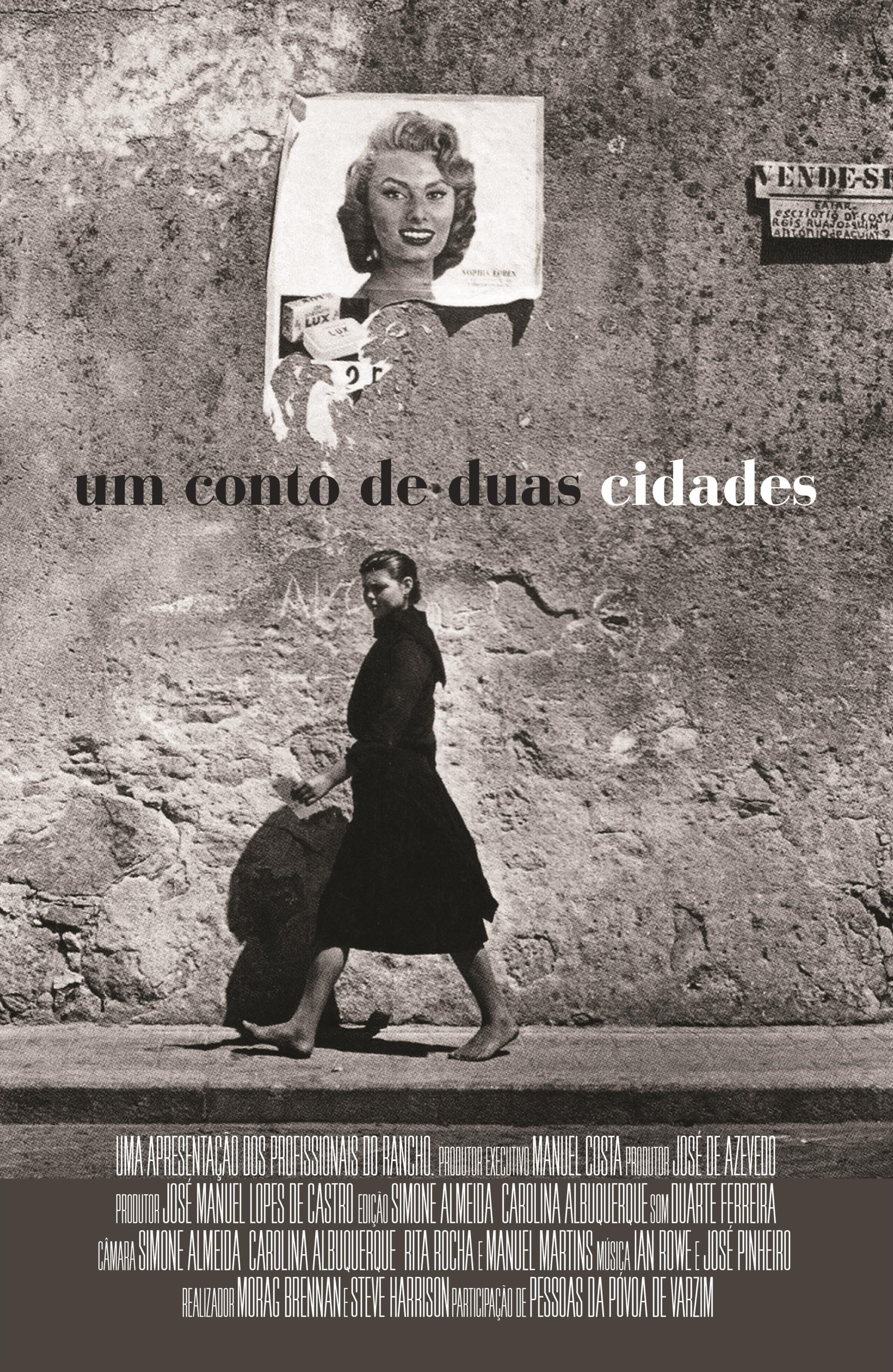 PÚBLICO - Casal britânico quis saber quem era a jovem numa foto de 1956. Acabou a fazer um filme sobre a Póvoa