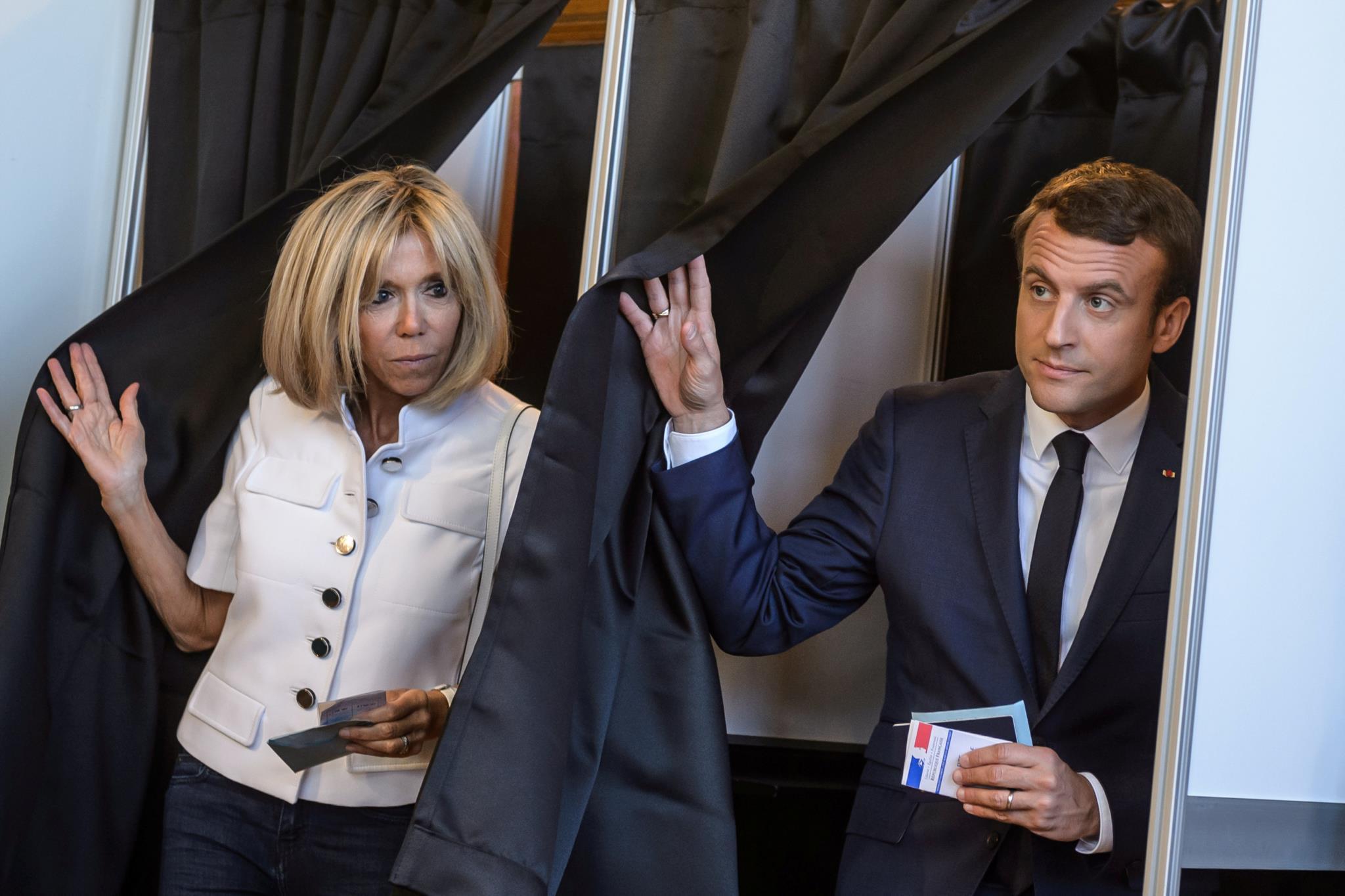 Macron ganhou outra vez. Desta vez, as legislativas
