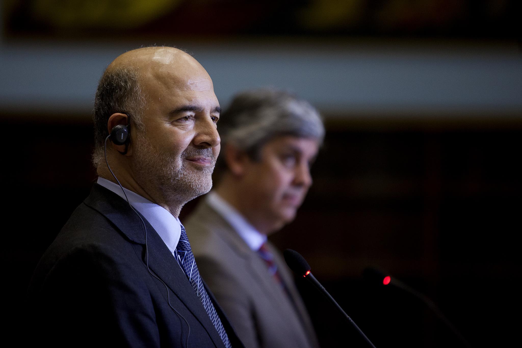 """PÚBLICO - Centeno no Eurogrupo? """"Só na cabeça dos legisladores portugueses"""", diz <i>Politico</i>"""