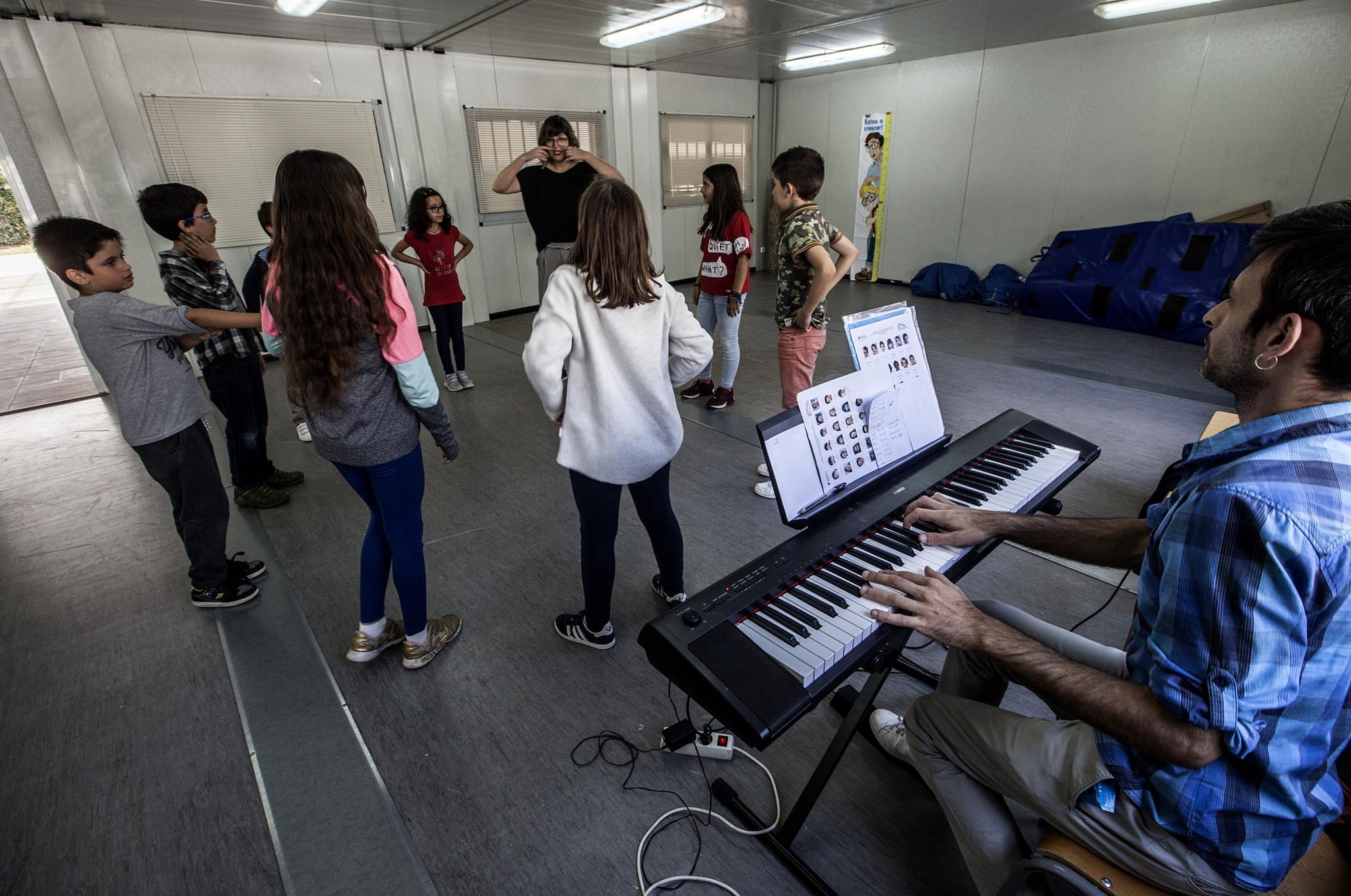 PÚBLICO - Há um coro de pequenos cantores a nascer na Casa da Música