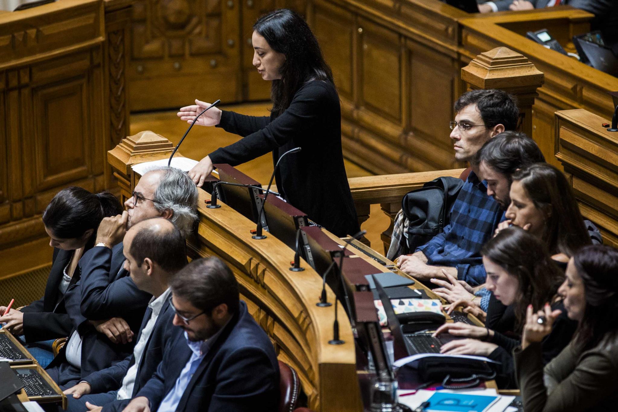 PÚBLICO - Isabel Pires e Ricardo Robles: a dupla do BE para Lisboa