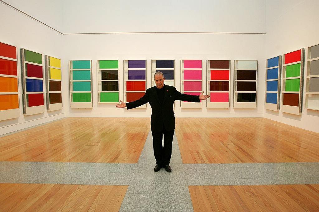 PÚBLICO - Este domingo, o Museu Berardo celebra dez anos e a entrada volta a ser gratuita