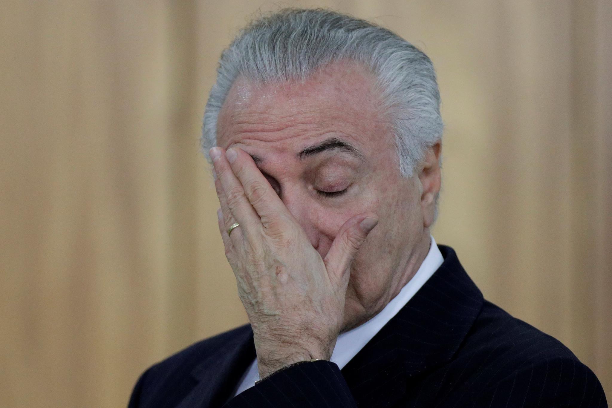 PÚBLICO - Temer é o primeiro Presidente denunciado junto do Supremo. E agora?