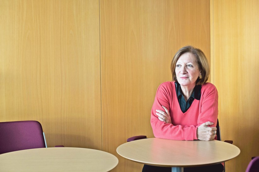 """""""Saímos bastante insatisfeitos"""" das negociações com o Governo, diz juíza Manuela Paupério"""