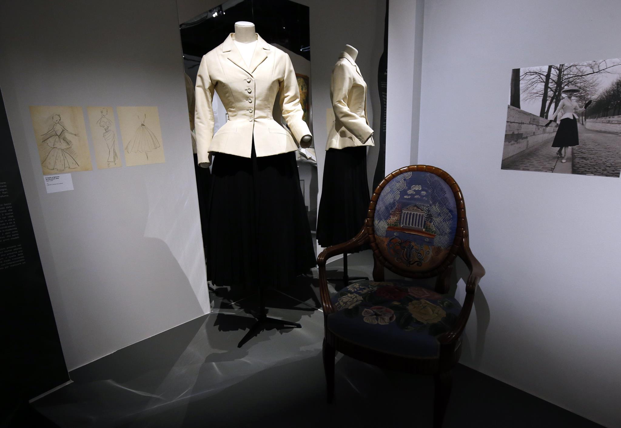 PÚBLICO - Como Christian Dior salvou Paris da sua miséria pós-guerra