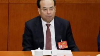 Sun Zhengcai era líder do Partido Comunista em Chongqing