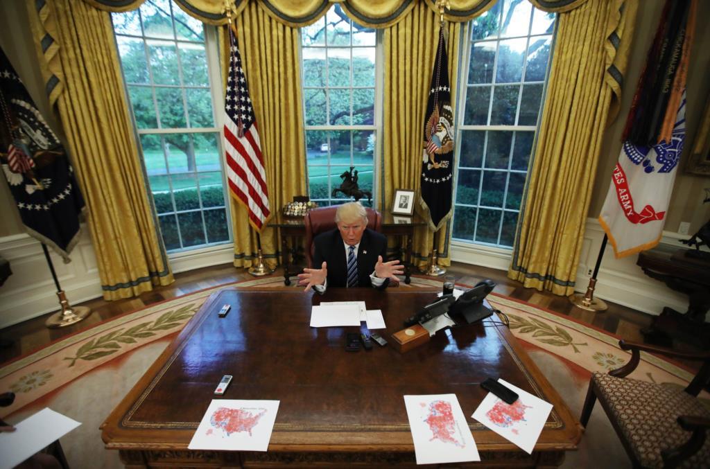 PÚBLICO - Na economia, Trump não está sob pressão. Mas será mérito dele?