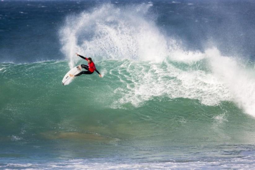 Circuito Mundial De Surf : Frederico morais perde final do circuito mundial de surf