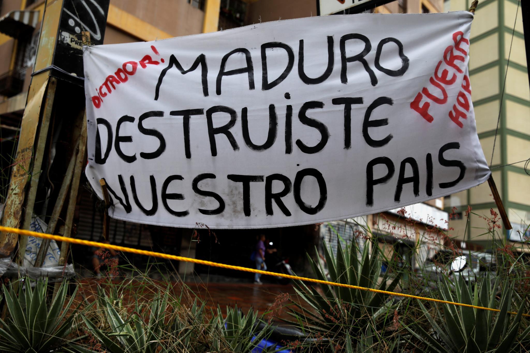 PÚBLICO - Venezuela às portas de mais uma greve geral