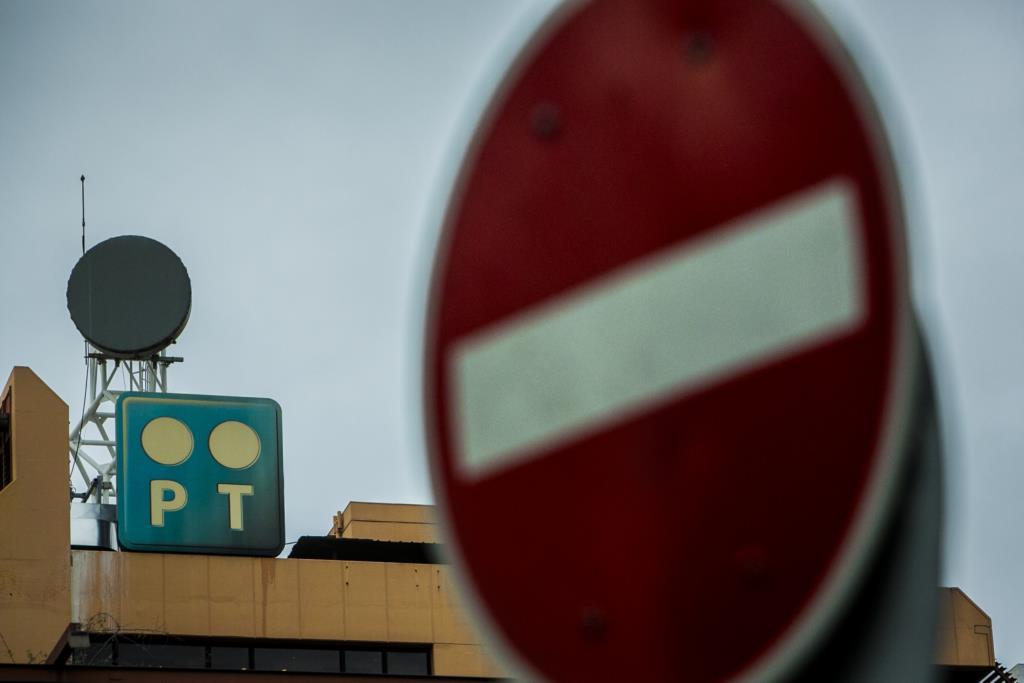 PÚBLICO - Cerca de 40 pessoas assinalam arranque da greve na PT