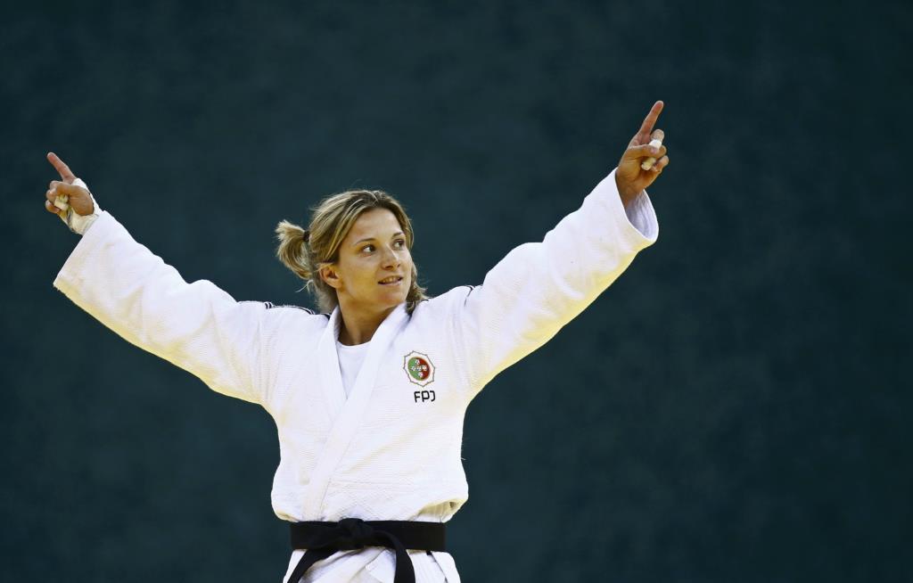Resultado de imagem para Ouro no regresso de Telma Monteiro à competição