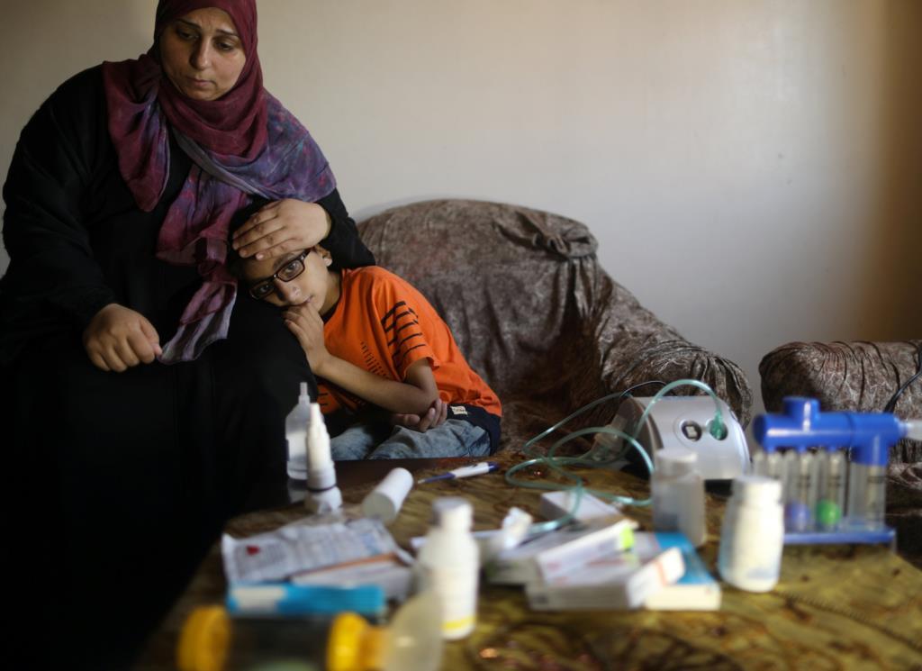 """PÚBLICO - A Faixa de Gaza está a ficar um lugar """"inabitável"""""""