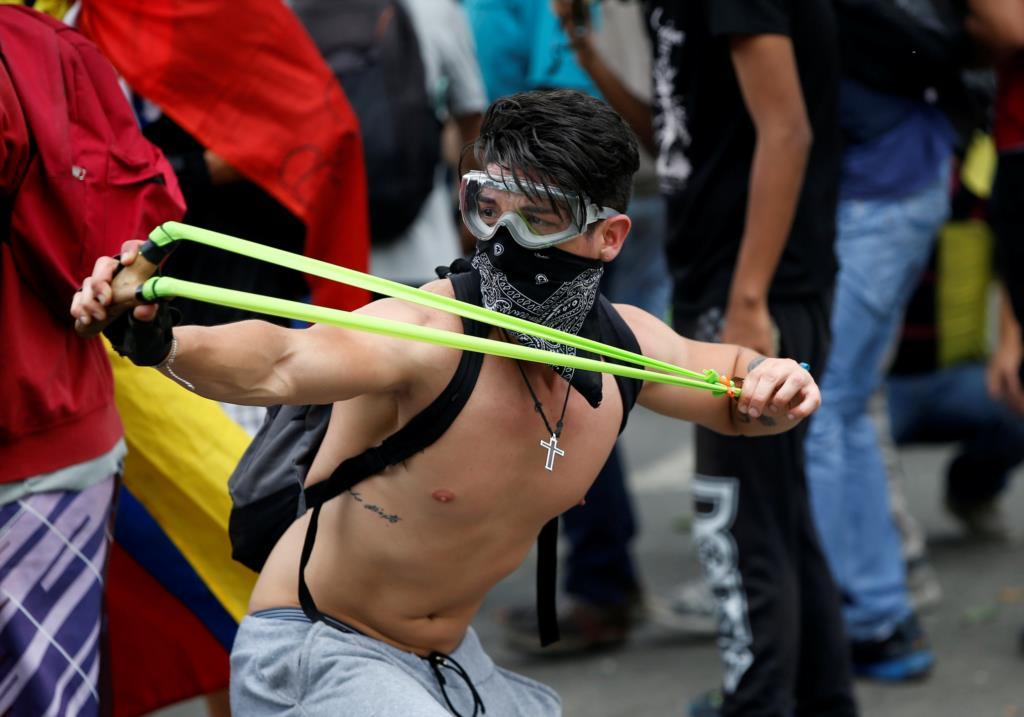 PÚBLICO - O futuro da Venezuela decide-se esta semana — e Maduro cantou