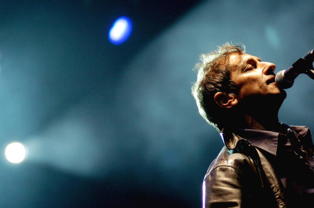 PÚBLICO - Jorge Palma toca <i>Só</i> e bem acompanhado (com Jake Bugg)