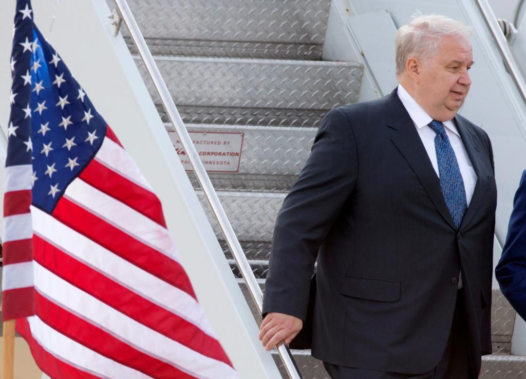 PÚBLICO - Republicanos e democratas de acordo para sanções à Rússia