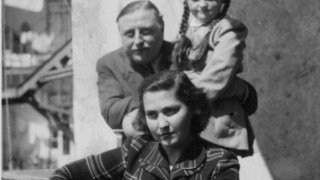 O casal e a filha