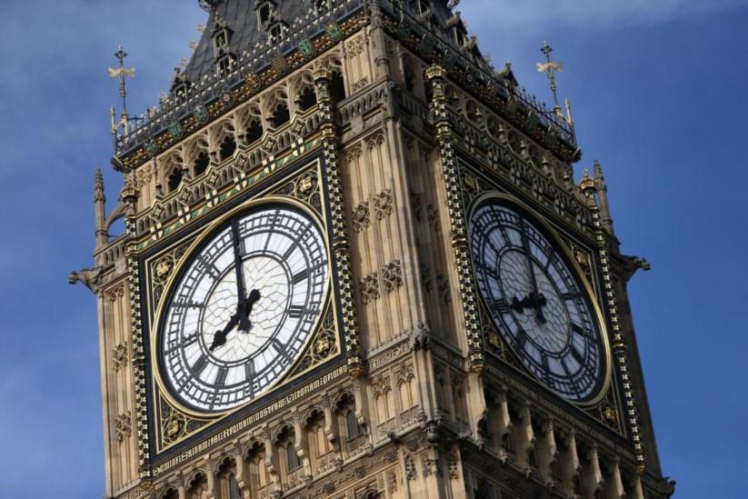 98667ba28c4 O Big Ben vai ficar em silêncio durante quatro anos