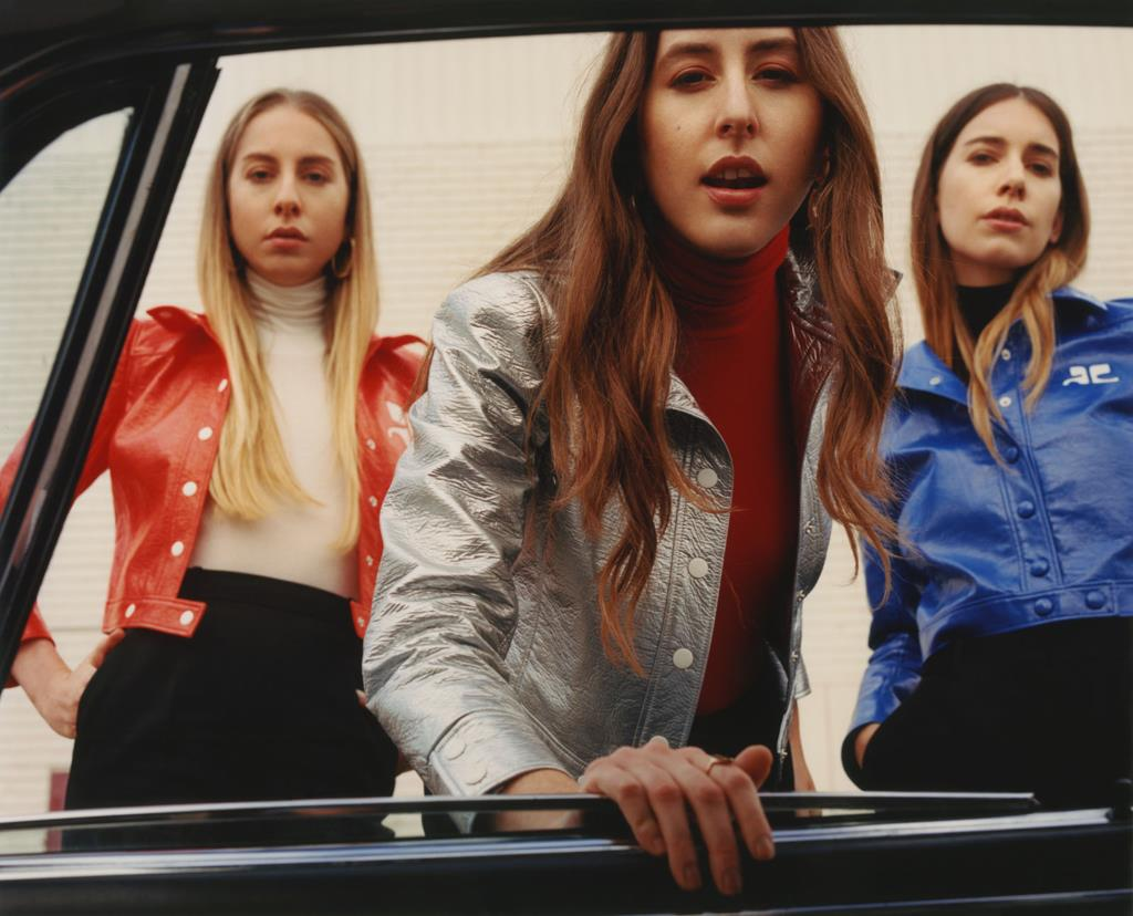 PÚBLICO - Os dias mais luminosos com as Haim