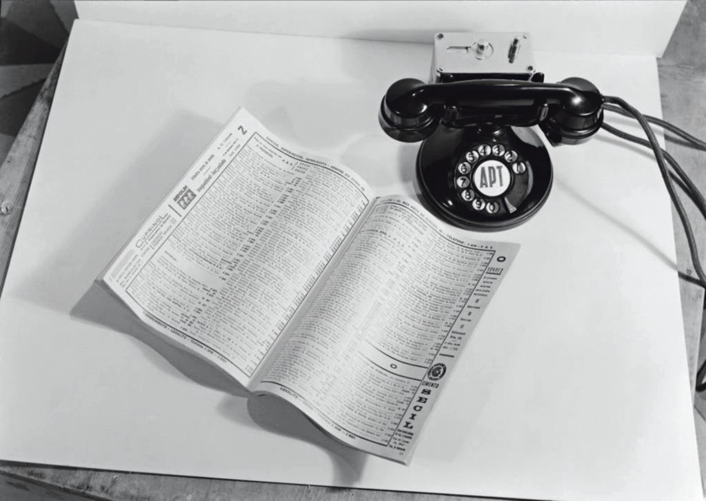 PÚBLICO - Lista telefónica, para que te quero?