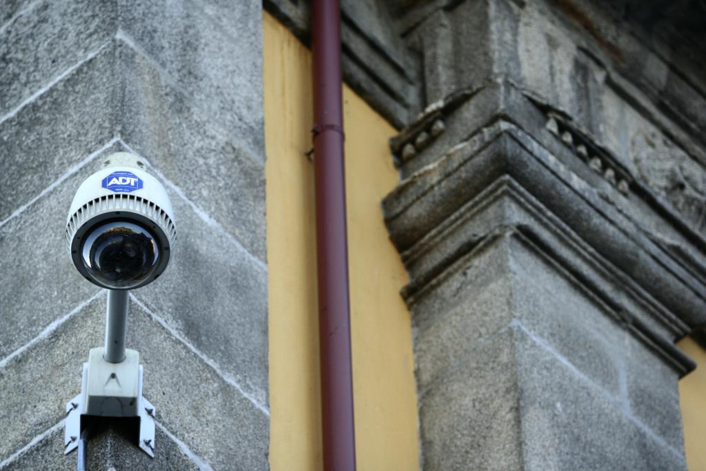 As câmaras chegam a cada vez mais lugares