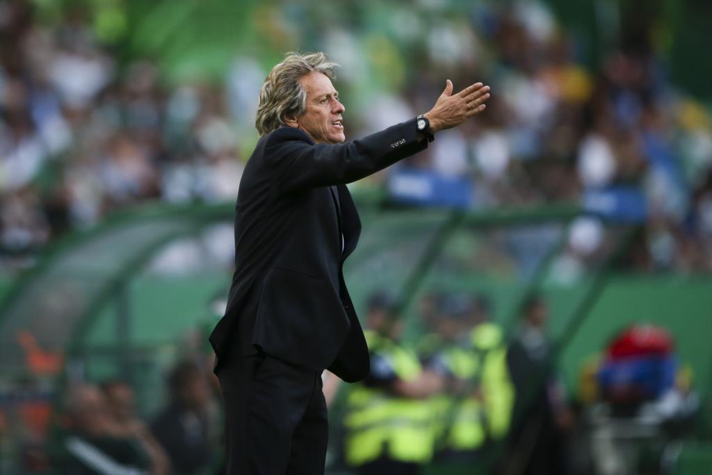 PÚBLICO - Jorge Jesus pede tempo para o Sporting