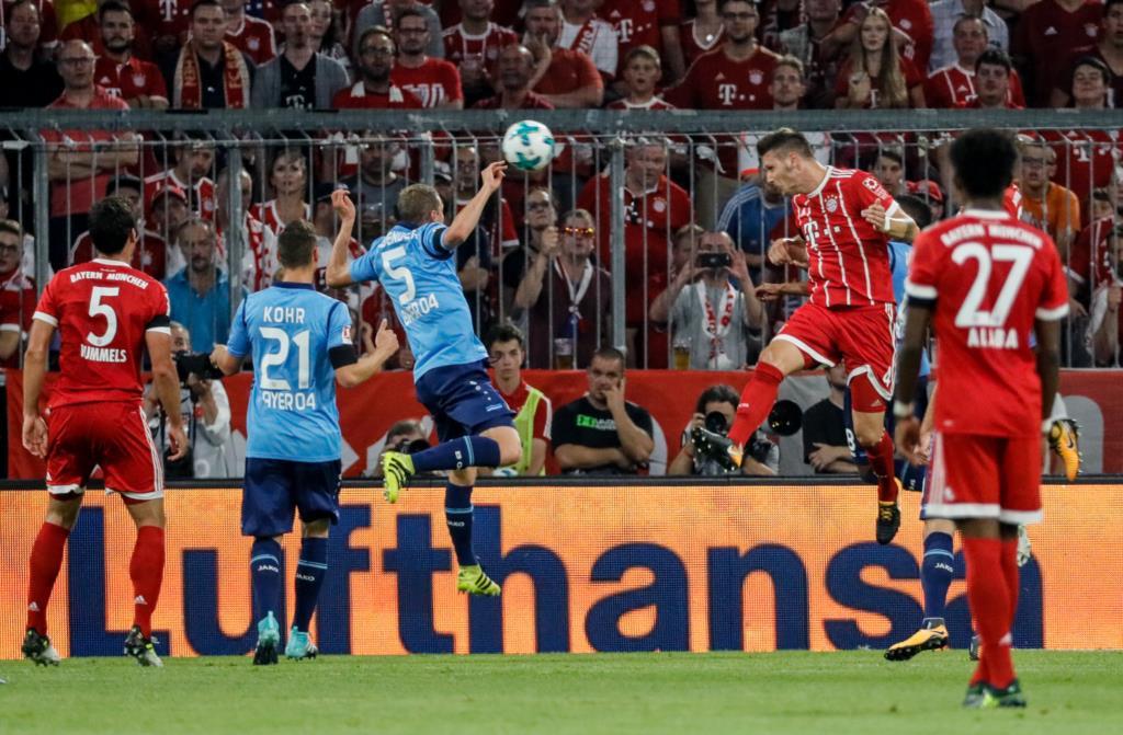 PÚBLICO - Reforços empurram Bayern para um arranque promissor na Bundesliga