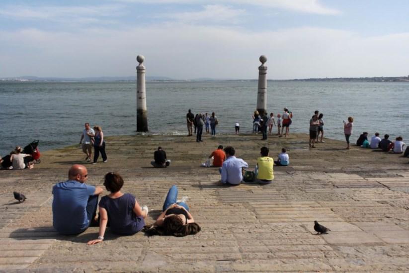 Resultado de imagem para Medidas de segurança reforçadas em Lisboa após ataque em Barcelona