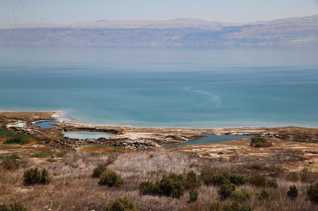 PÚBLICO - Estará o mar Morto a morrer?