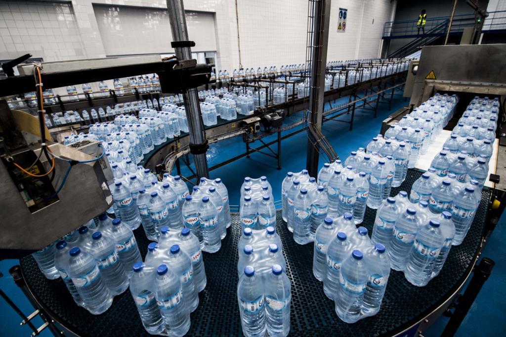 PÚBLICO - A natureza do Luso em 178 milhões de litros de água