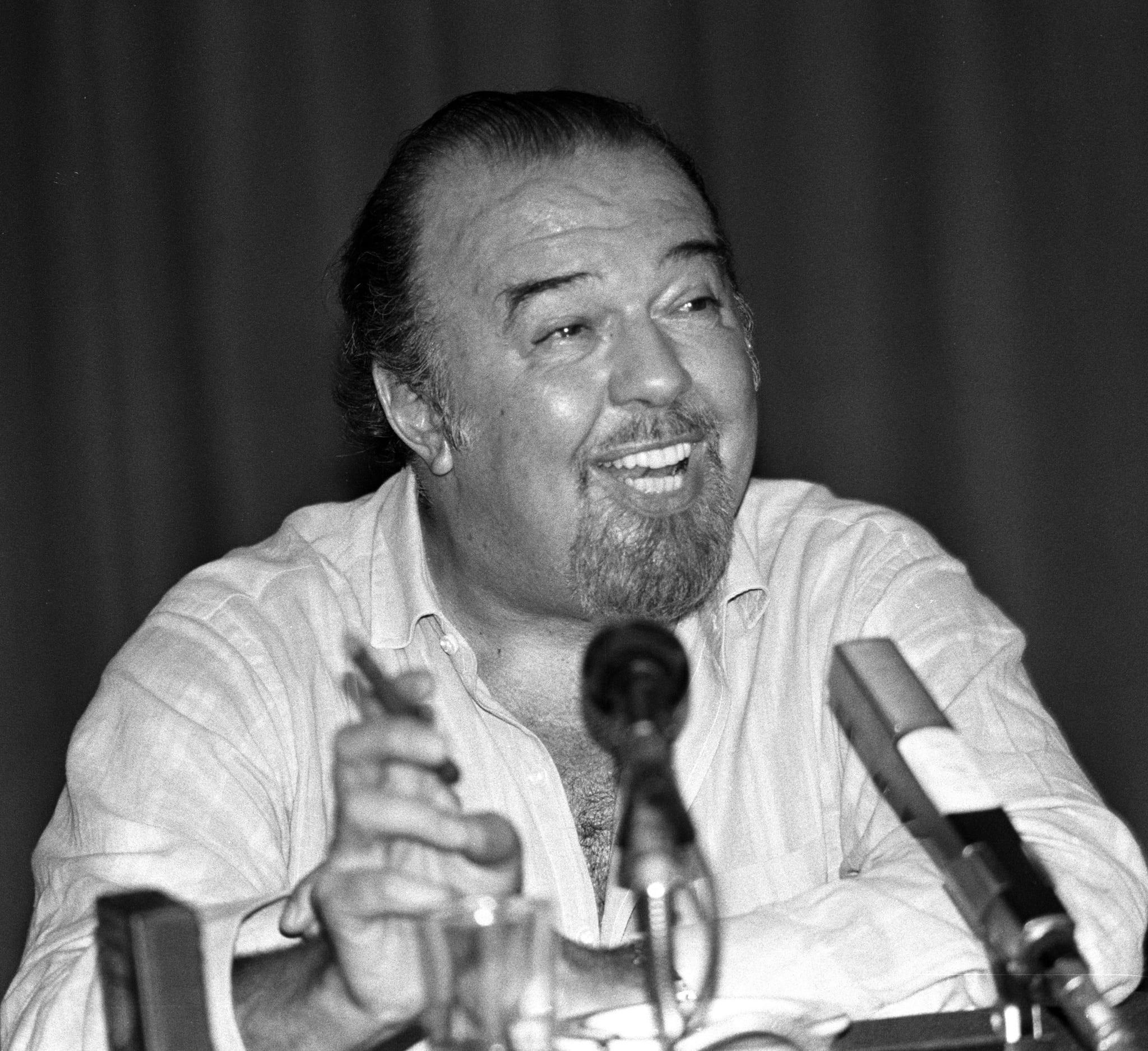 PÚBLICO - Morreu Peter Hall, o padrinho do teatro britânico