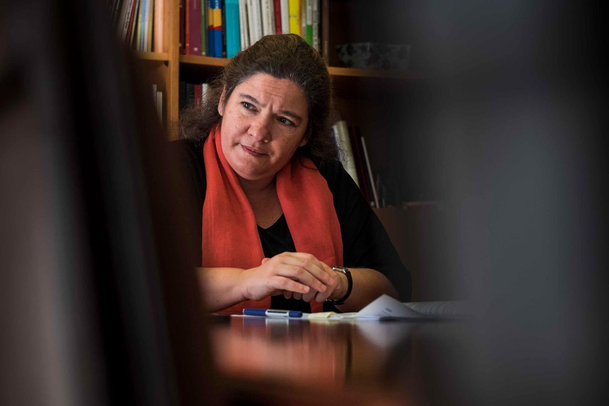 """As reuniões desta sexta-feira """"foram agendadas com o objectivo de abordar o novo ano lectivo"""", diz Alexandra Leitão"""