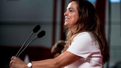 Luísa Salgueiro usa Cuidados Paliativos Pediátricos para iniciativa eleitoral