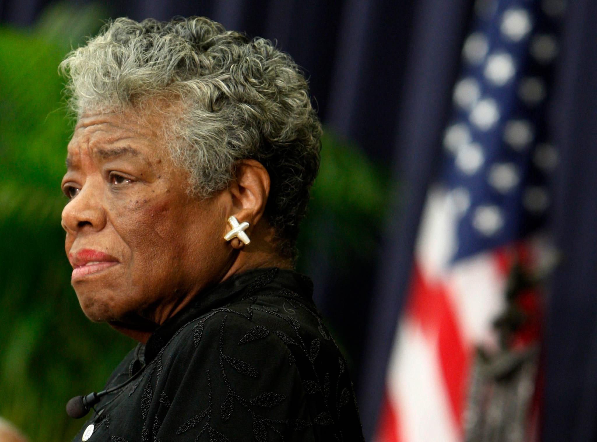 PÚBLICO - <i>Rentrée</i> ficção: 47 anos depois chega Maya Angelou