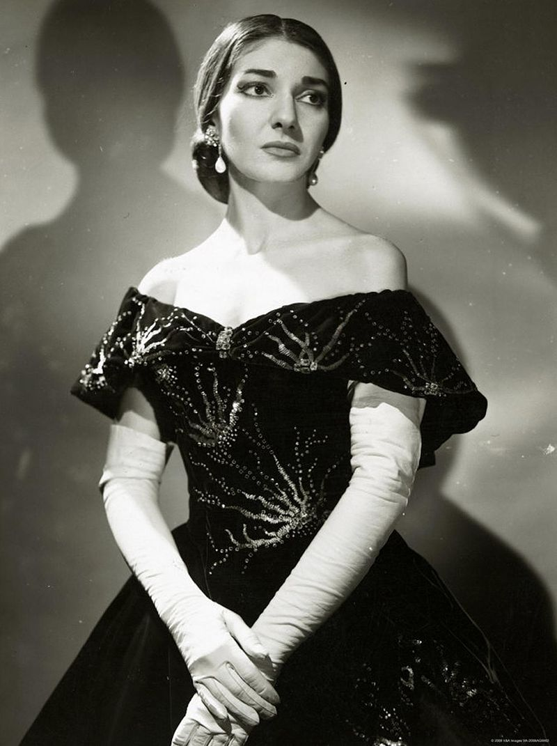 PÚBLICO - Os 40 anos da morte de Maria Callas numa exposição em Paris