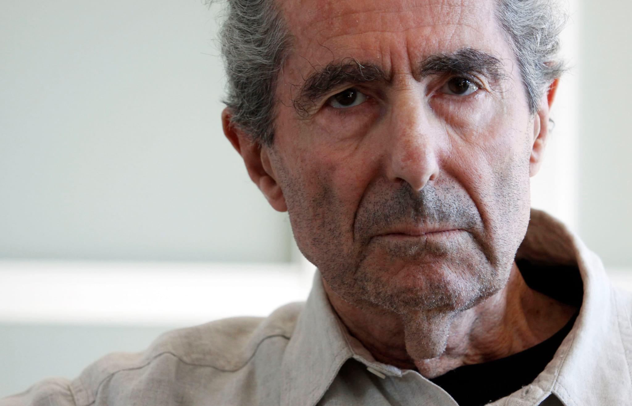 PÚBLICO - Philip Roth entra na Colecção Pléiade