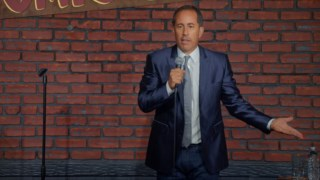 Jerry Seinfeld em <i>Jerry Before Seinfeld</i>