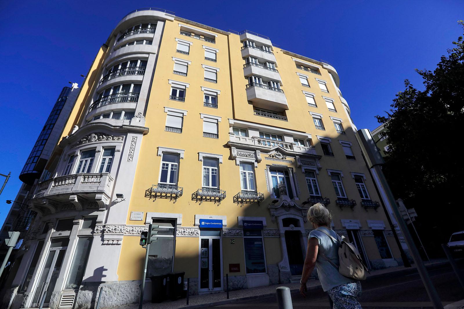PÚBLICO - O apartamento