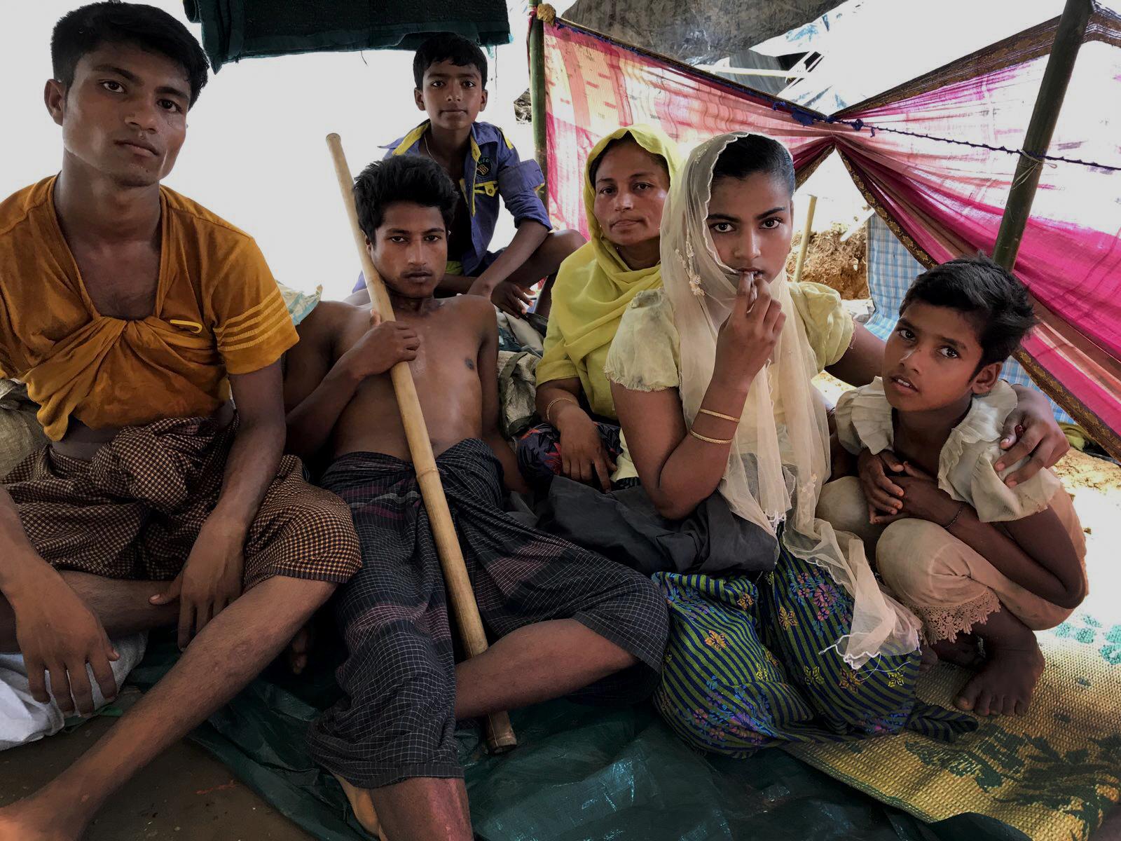 PÚBLICO - Dias de horror para os rohingya