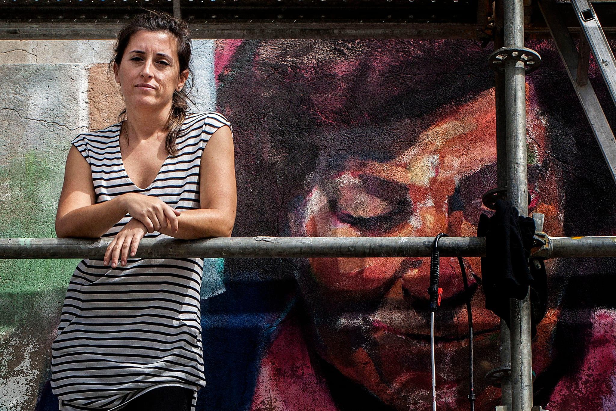 PÚBLICO - As paredes de Lara têm vidas dentro