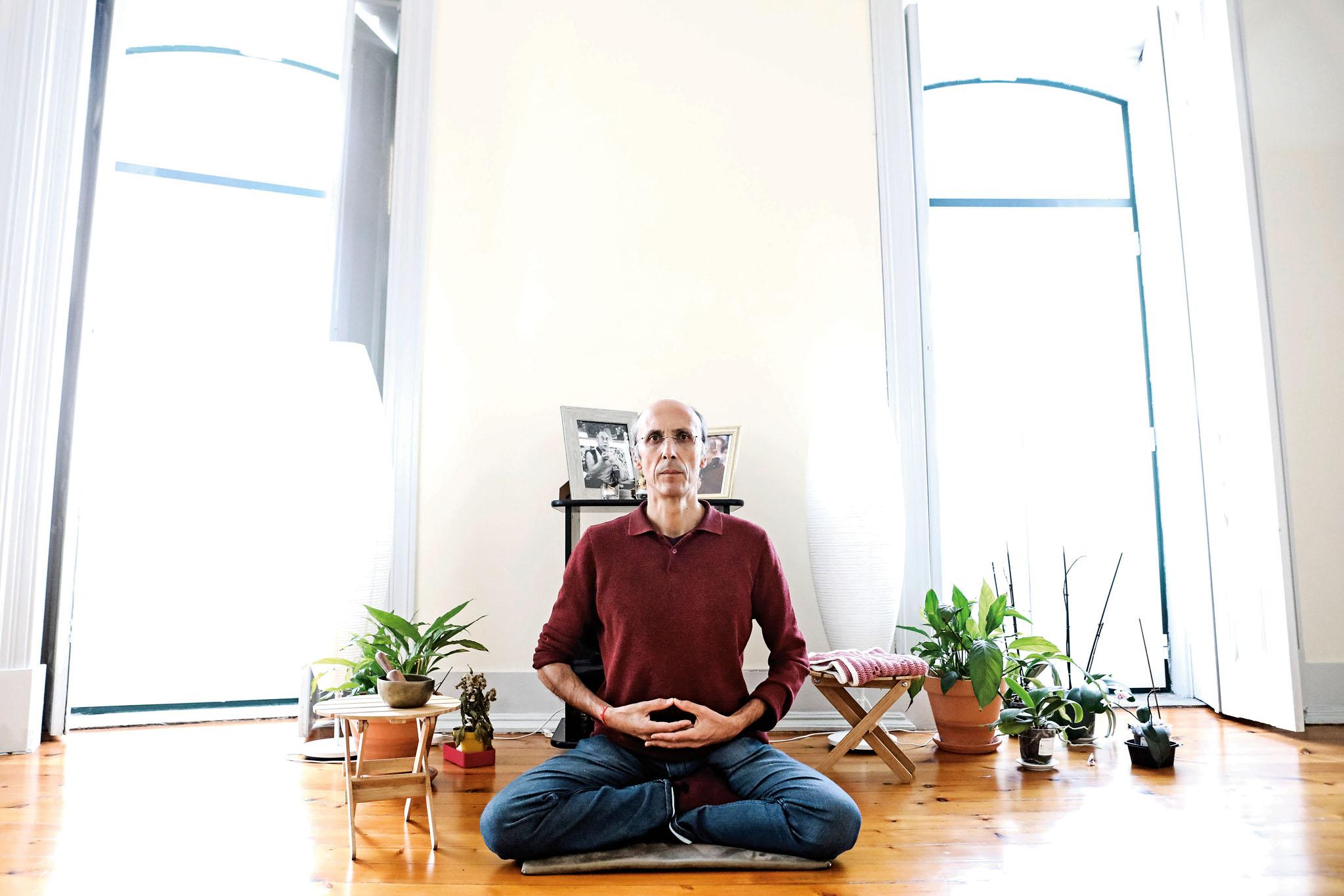 PÚBLICO - A moda da <i>mindfulness</i> deixa-a numa encruzilhada