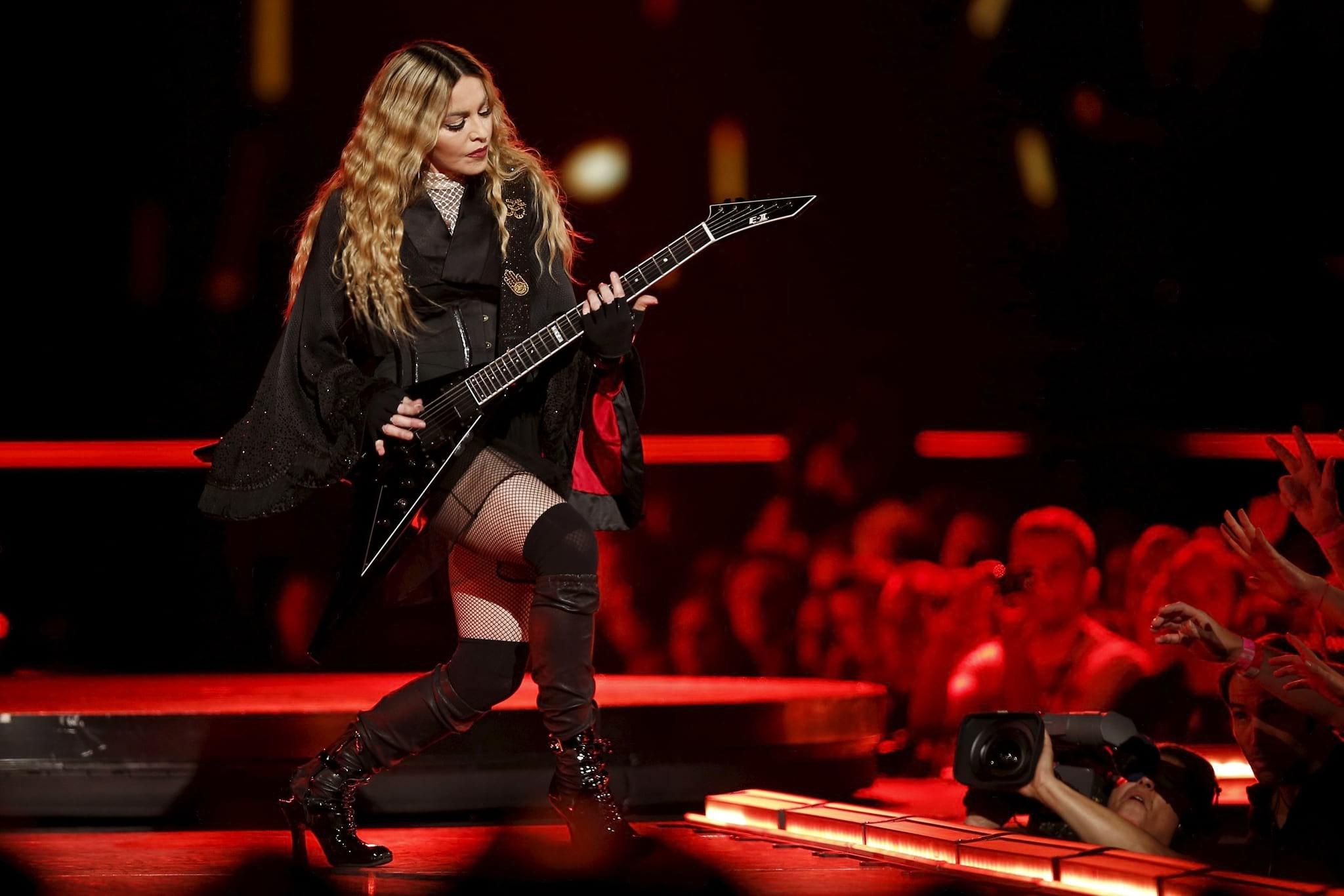 PÚBLICO - Lisboa pode inspirar Madonna para o seu próximo álbum