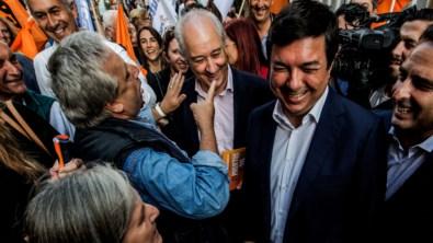 Rio faz arruada com Álvaro Almeida e destaca unidade do PSD