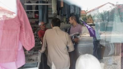À boleia dos transportes, o Bloco discute um cardápio de problemas em Sintra