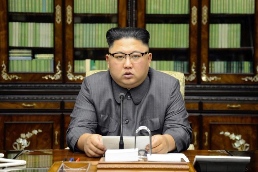 """O Presidente norte-coreano disse que os EUA vão """"pagar caro"""""""