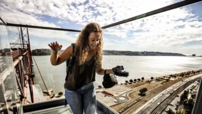 Só para quem não tem vertigens: miradouro da Ponte 25 de Abril abre na próxima semana