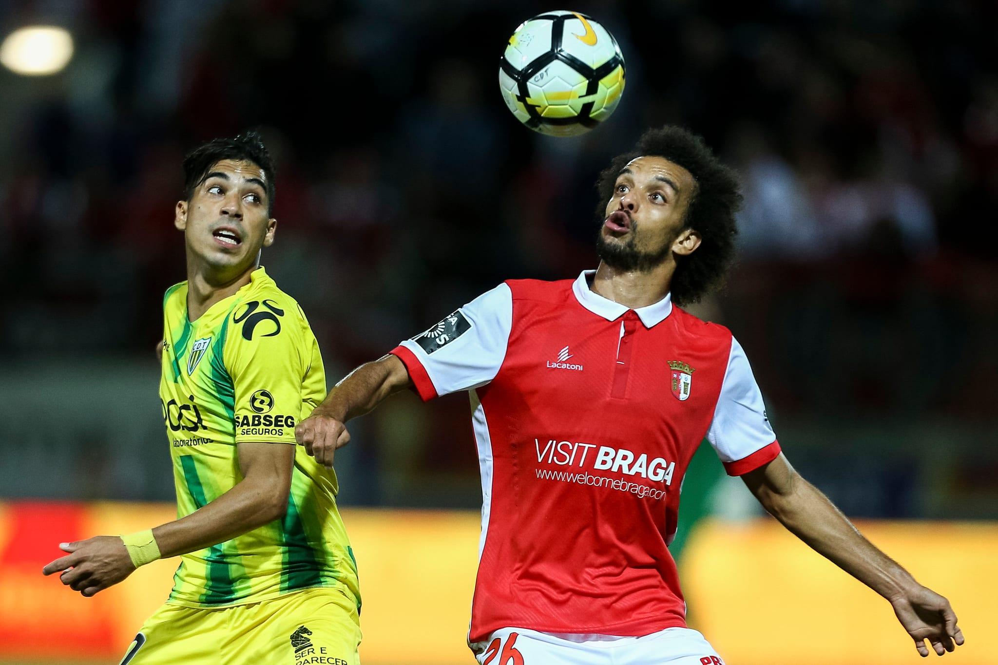 PÚBLICO - Sp. Braga vence em Tondela e sobe a quinto