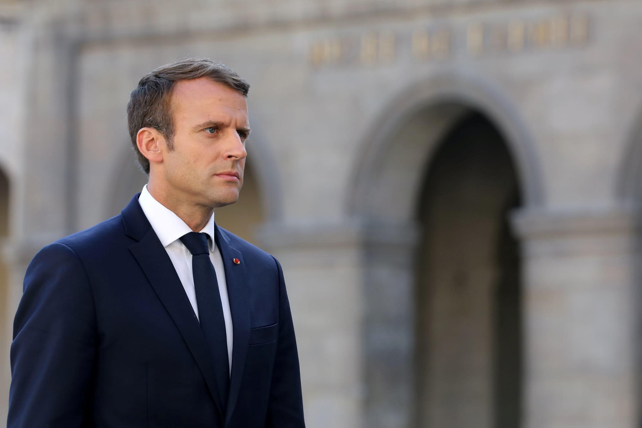 PÚBLICO - Macron sofre primeiro revés eleitoral na votação para o Senado