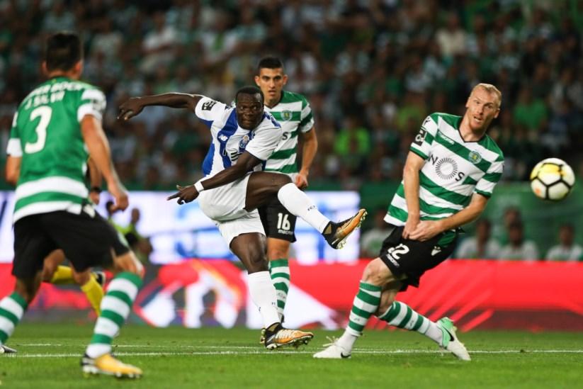 """Ao minuto  Sporting-FC Porto (0-0). """"Clássico"""" acaba com empate ... 20e2656e8f088"""